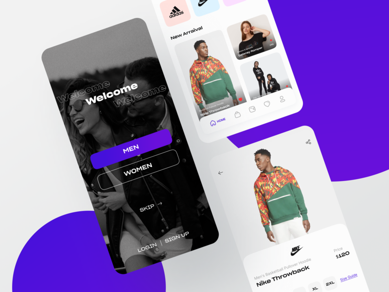 E-commerce inspiration application ui add to cart interface ios app minimal ui deisgn online store ecommerce shop app concept modern design mobile design mobile app ecommerce design ecommerce app ecommerce