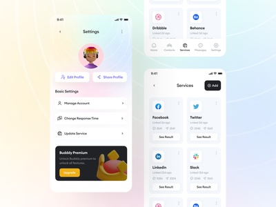 Budddy Chatbot Freebie piqo design uidesign application mobile app design messaging chat app robot artificial intelligence mobile design chatbot ui kit ui kit freebie user interface interface product design minimal clean ai chatbot chatbot ai