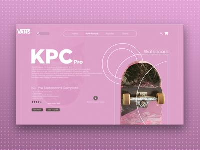 KPC Pro Header Prototype