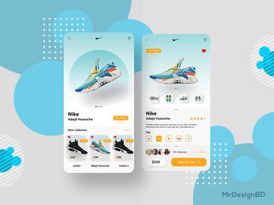 Nike E-Commerce App