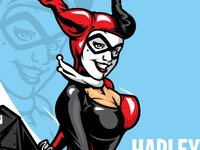 Harley Quinn - Hero Initiative