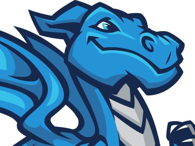 Dragon reptile creative powerful beast fantasy dragon