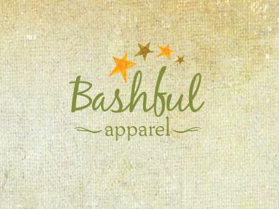 Bashful Apparel Logo logo