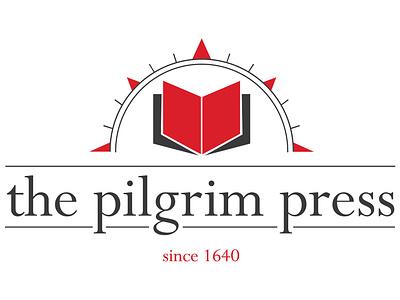 Pilgrim Press Logo logodesign logo