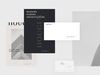 Hougen Arkitekter Stationery Items
