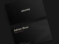 Journey Business Card