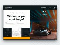 Prestige Web UI