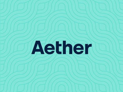 Aether Logotype
