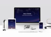 David Baker Website Design