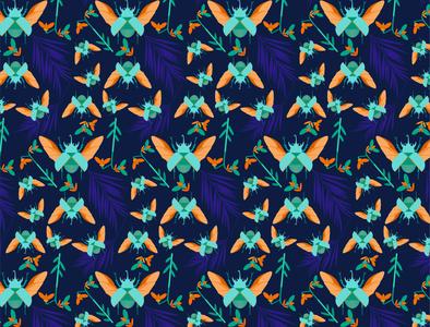 pattern beetle