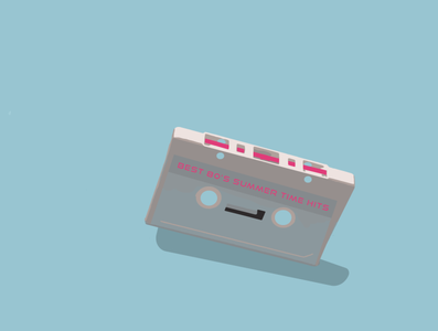 Illustrations 80s Style Project