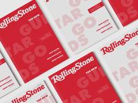 Rolling Stone Magazine Cover Design