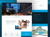 Homepage Concepts