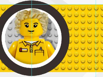 Lego Store C V  Header by Alex Gwynne - Paper Engineer