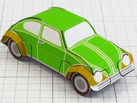 Vintage Car Paper Craft Toy