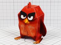 Angry Bird Angle