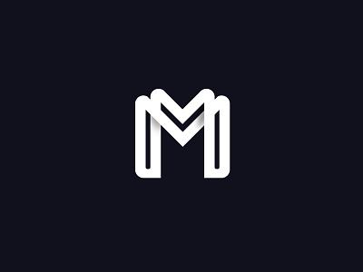 MM Letter Logo/App Icon [Unused] logo design ideas creative logo maker free logo download wordmark lettermark logo waves modern logo waves logo modern logo logo creator logo maker logo designer minimalist logo