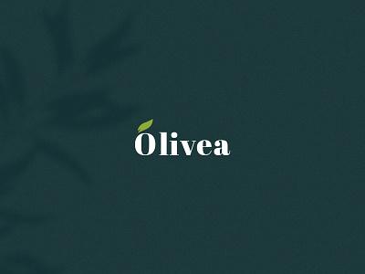 Olivea Logo Concept branding design logodesign typography illustration identity logo design branding