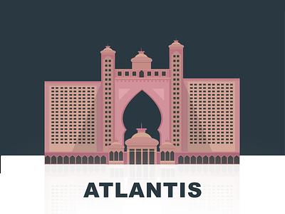 Atlantis The Palm building arab the palm atlantis dubai
