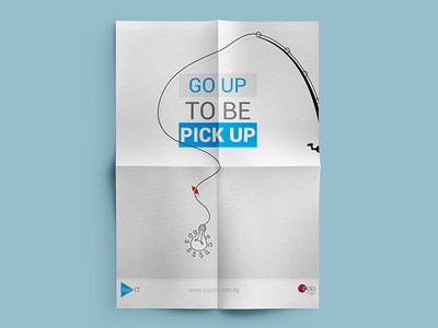 Start It idea competition startup poster