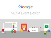 Google MENA Events Design