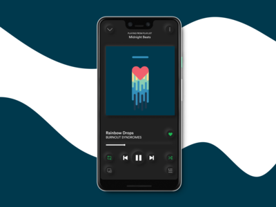 05 Spotify Neumorphism