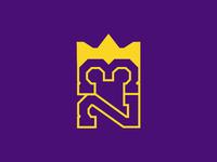 The king purple