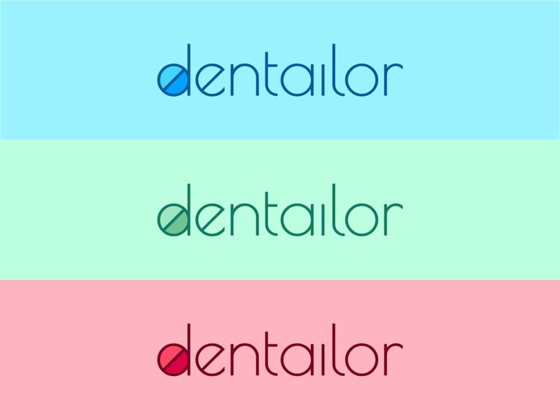 Logo Contest: Dentailor colors logo
