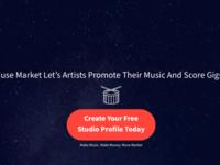 Muse Market (Spec) - Landing/CTA/ Squeeze Copy