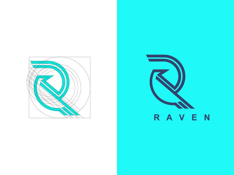 raven raven logodesign