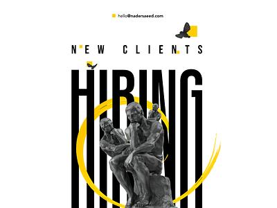 I am hiring social social network client article color clean manipulation design arab art egypt campaign creative illlustration direction concept ui logo branding social media