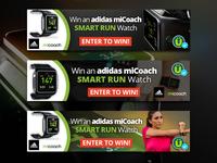 miCoach SMART RUN by adidas