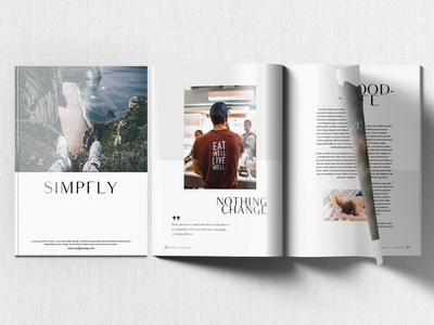 Simpfly Magazine