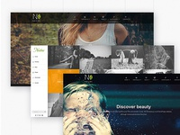Nailme V2 - Full Pjax Multi-Purpose WordPress Theme