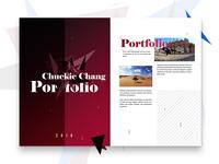 Designer Portfolio Book Design