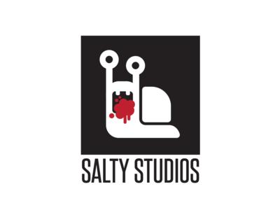 Salty Studios Logo Design