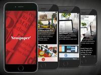 Neospaper App Screenshots