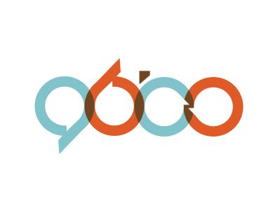 96 'til Infinity logo design
