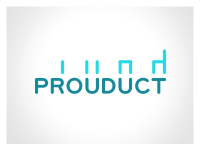 Prouduct brand startup identity logo design mobile