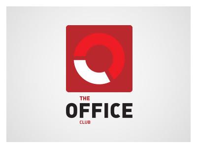 The Office Club (2005) logo branding