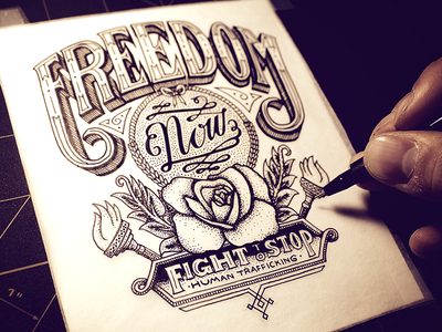 Sevenly - Freedom Now Process
