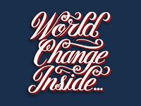 World Change Inside