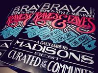 Brava Magazine Cover