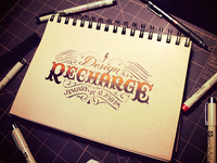 Design Recharge - Today at 2:30! (Pt. 2)