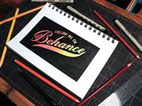 Behance - Inks/Pencils