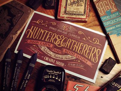 Hunters & Gatherers - Creative South