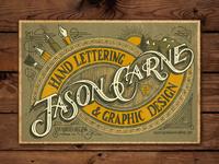 Jason Carne Trade Card - Final