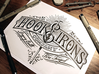 Hook & Irons Co. - Legacy Built