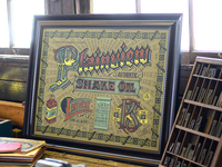 Plainview Snake Oil - 18x24 Print