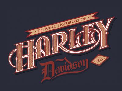Harley-Davidson Pt. 3